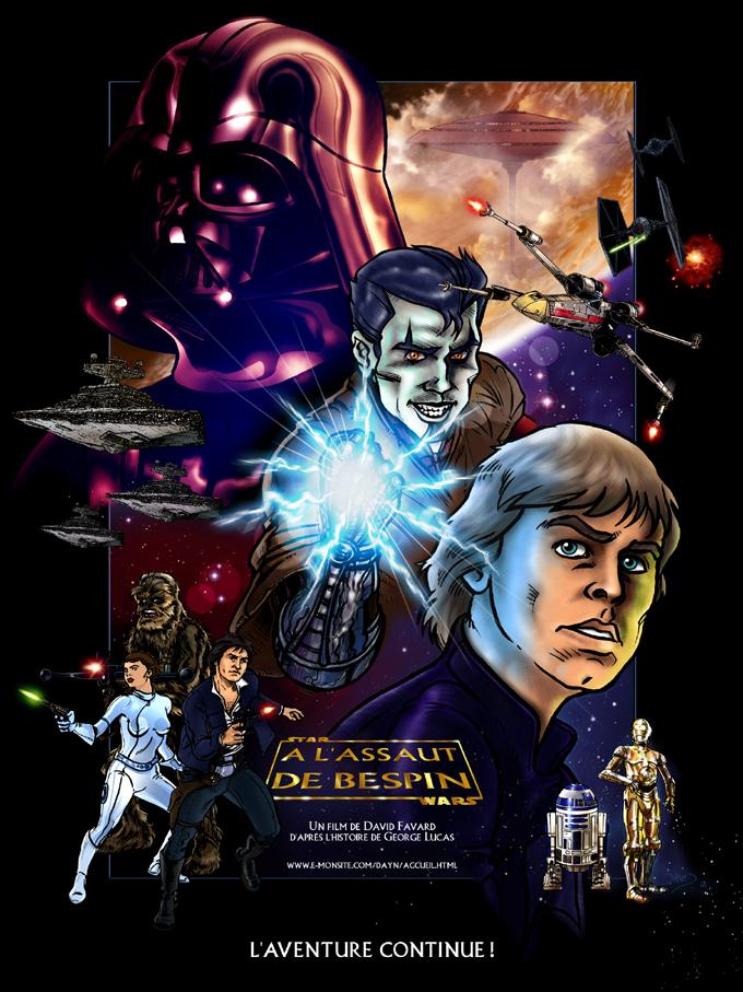 Fanfilm animé sur l'Enterprise - Page 4 Affiche