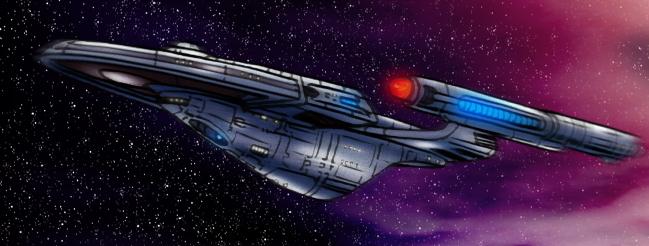Lois et règles de design des vaisseaux de ST - Page 5 Starship